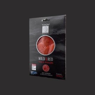 Youkon Wilder & Red Lachs, kalt geräuchert