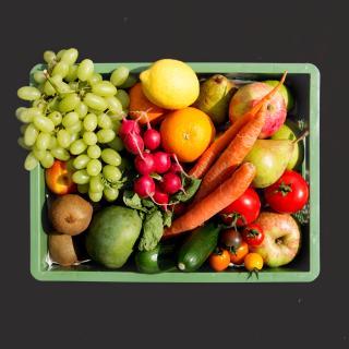 Obst&Gemüse Biokiste mittel